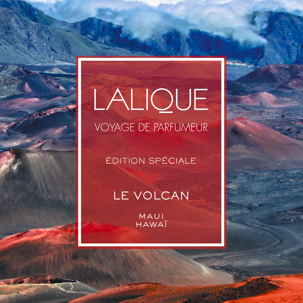 The Volcano, Maui - Hawai, Scented Candle